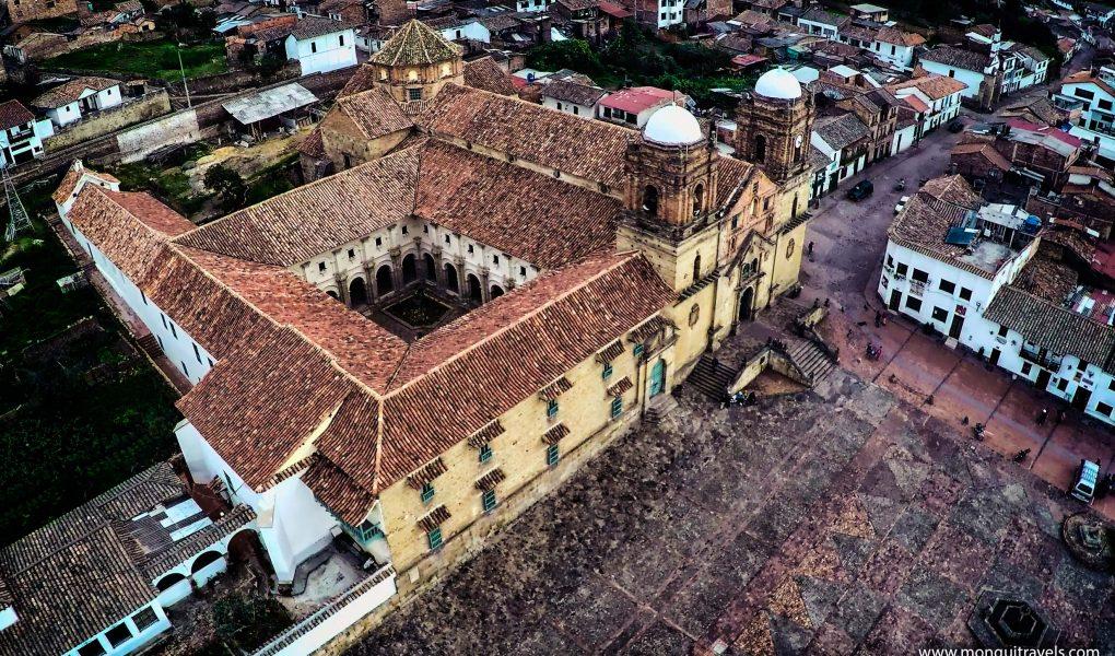 Basilica Nuestra Sra de Monguí